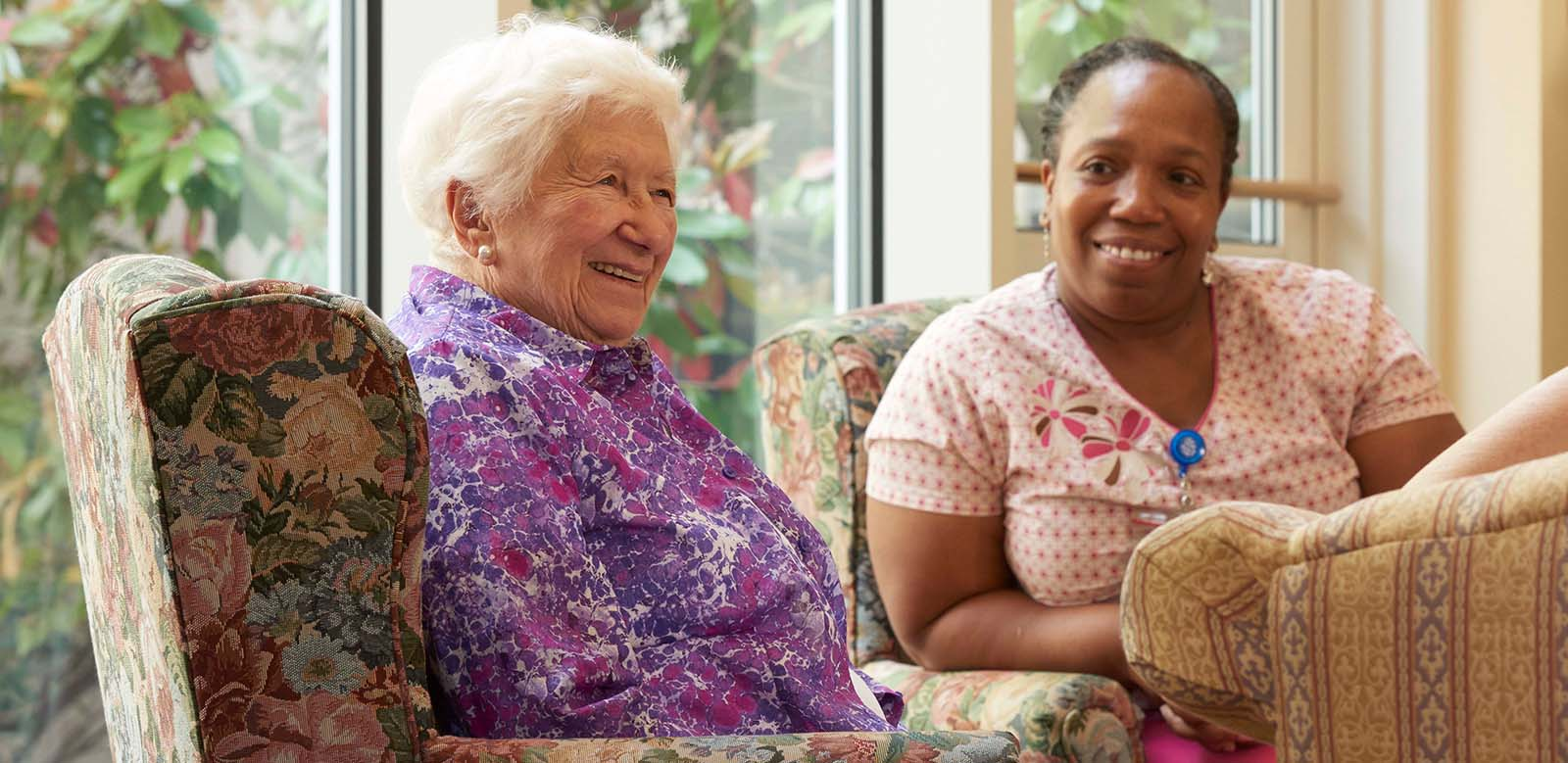 Personal Care for Residents who need some assistance with tasks of everyday living