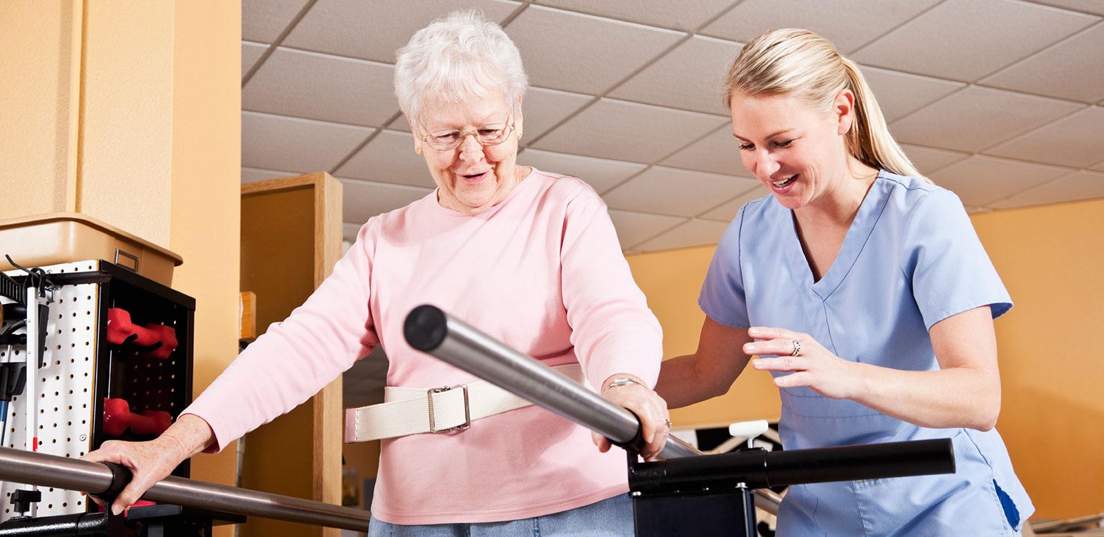 Rehabilitation Care at Foulkeways