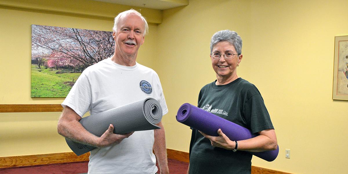 Yoga at Foulkeways